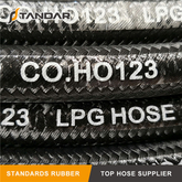 High Pressure Flexible Hydraulic Rubber CNG Hose