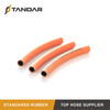 High Pressure Steel Wire Braid reinforced rubber propane Liquid Natural Gas LNG Hose