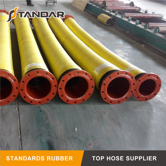 Industrial Low Pressure Mud Suction Rubber Hose
