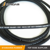 EN857 2SC Pressure Flexible Wire Braided Hydraulic Rubber Hose