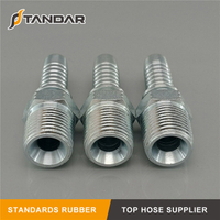 JIC High Pressure Tapered Hydraulic Rotary Fitting