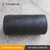 Black Dry Cement Delivery Industrial Rubber Hose