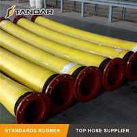 High Pressure Smooth Industrial Slurry Rubber Hose