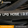 High Pressure Wire Braided Hydraulic Rubber CNG Hose