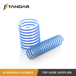 PVC Helix Suction Hose Used for Engine