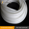 Smooth high temp soft Colorful Fabric Braided Reinforced Silicone Hose