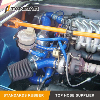 Temperature Resistant Automotive Silicone Hose for Truck