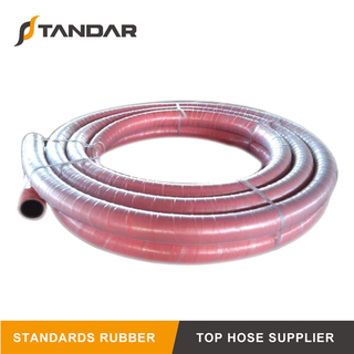 Flexible Hydraulic Industrial Water Rubber Hose