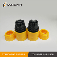 Pvc Garden Water Hose Spray Nozzle