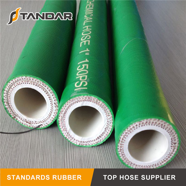 Low Pressure Hydraulic Multifunctional Chemical Rubber Hose