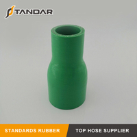 High Temperature Straight Reducer flexible soft reinforced Automotive Silicone intercooler Hose