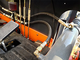 Hydraulic hose for Forklift