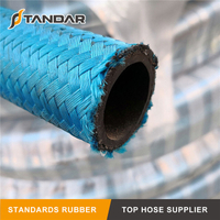 SAE100 R5 steel Wire Braided reinforced DOT textile cover Hydraulic Rubber Hose