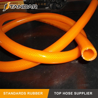 High Temperature Durable Non-toxic PVC Transprent Soft Hose