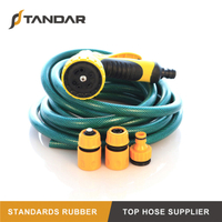 High Pressure Flexible PVC Fiber Braided Hose