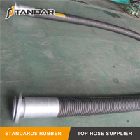Reinforced Industrial Suction And Discharge Rubber Hose