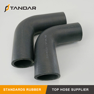 High Pressure Flexible 90 Degree elbow Reducer Automotive Silicone Hose