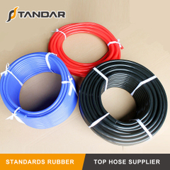 High Pressure Flexible Automotive Silicone Vacuum Hose
