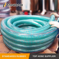 High Pressure PVC Fiber Braided Hose