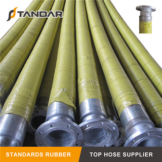 Smooth Surface Oil Discharge 150PSI Rubber Industrial Hose