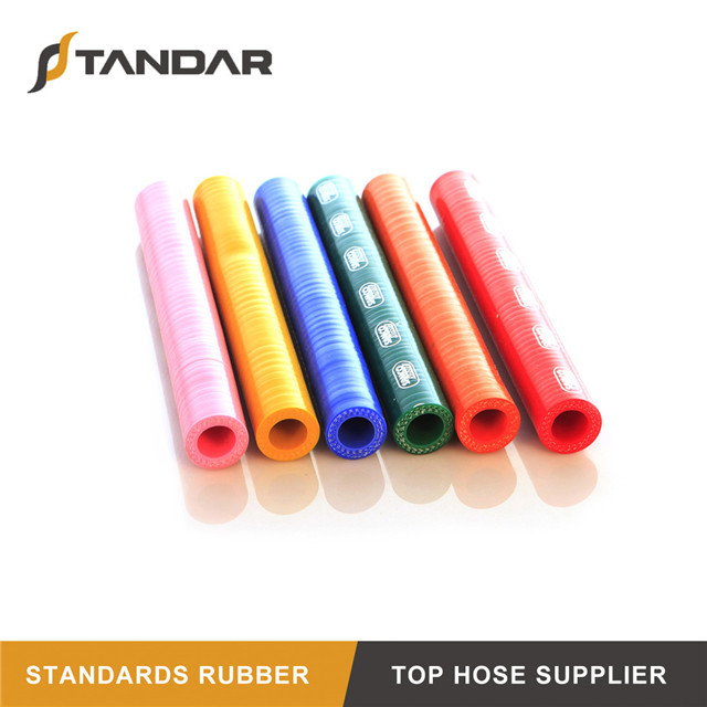 Low Temperature Flexible Straight Silicone Hose