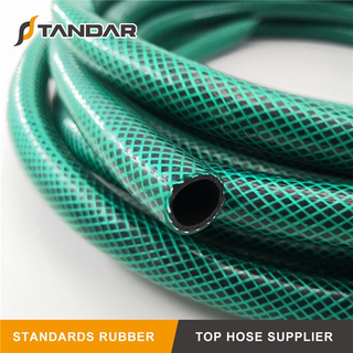 Flexible Pvc Fiber Braided Water Hose