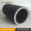 High Pressure Wire Spiral Industrial Rubber Drilling Hose