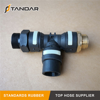 air compressor quick release Pneumatic Coupling fittings for Voss System