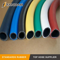 Low Temperature Flexible PVC Gas Hose for Conveying Gas