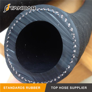 High Pressure Wire Spiral Floating Dredging Mud Sand Blasting and Delivery and Suction and Discharge Hose
