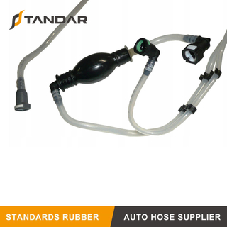 Fuel Hose Pipe With Hand Pump For Renault Kangoo 7700113514