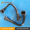 AUTOMOTIVE COOLANT BLEED HOSE FOR MERCEDES A4712005652/A4712004752/A4712003452/A4712001652/A4712000252