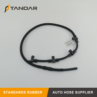 13537807228 Fuel Injection Overflow Oil return Line for BMW E60