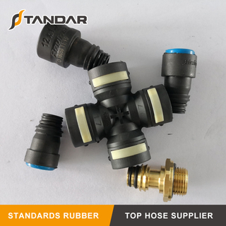 air line hose Quick Connect fittings for Auto Pneumatic System
