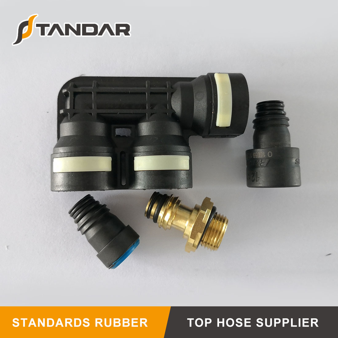 Nylon Quick Connector 92060015 for Pneumatic Assembly