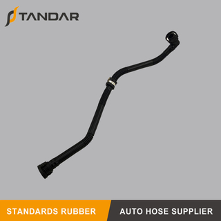 51018025573 Air Crankcase Breather Pipe For MAN TGS TGA TGX